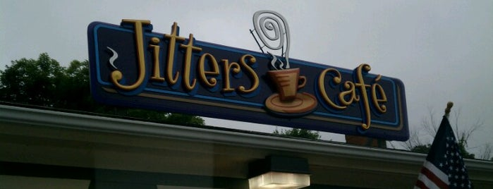 Jitters Café is one of Freaker USA Stores New England.