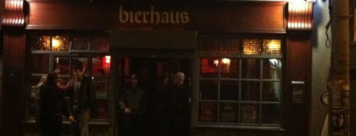 Bierhaus is one of Galway.