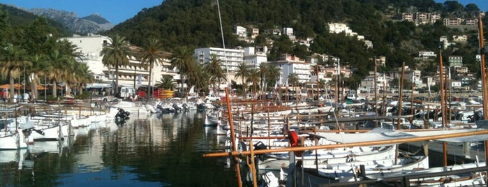 Port de Sóller is one of Mallorca, baby!.