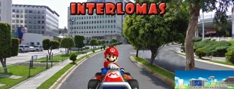 Circuito Mario Kart is one of Armando: сохраненные места.
