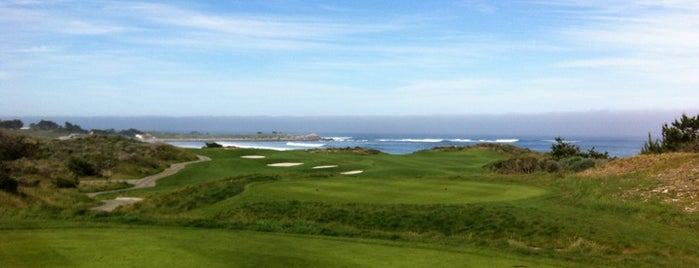 The Links at Spanish Bay is one of The Ultimate Golf Course Bucketlist.