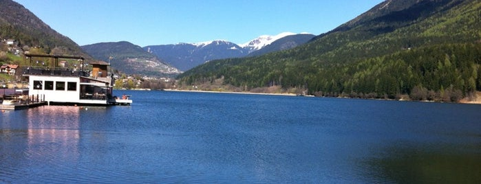 Lago di Serraia is one of Lugares favoritos de Emanuela.