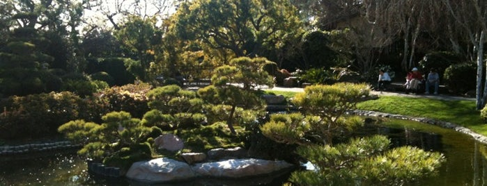 Earl B. Miller Japanese Garden is one of LB Favorite Places.