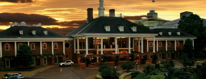 Gaylord Opryland Resort & Convention Center is one of Nashville.