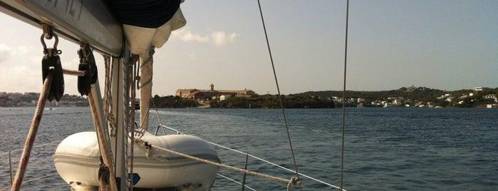 Port de Maó is one of Carlos : понравившиеся места.