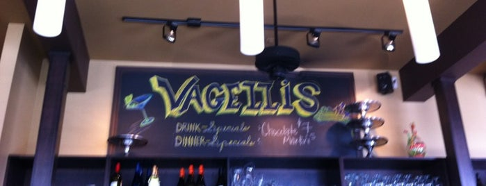 Vagellis Taverna is one of สถานที่ที่ Maurice ถูกใจ.