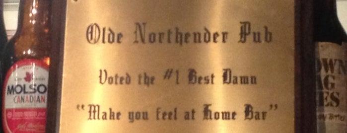 Olde Northender Pub is one of Burlington.
