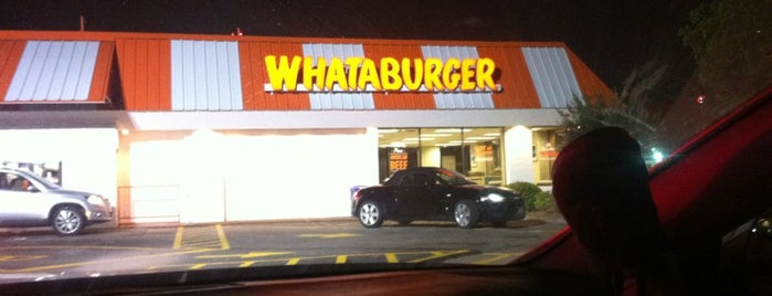 Whataburger is one of Lieux qui ont plu à Andres.