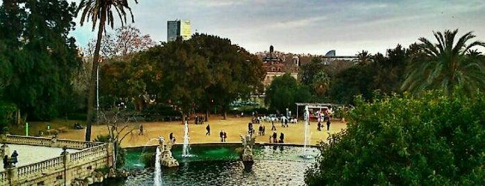 Parc de la Ciutadella is one of La otra Barcelona.