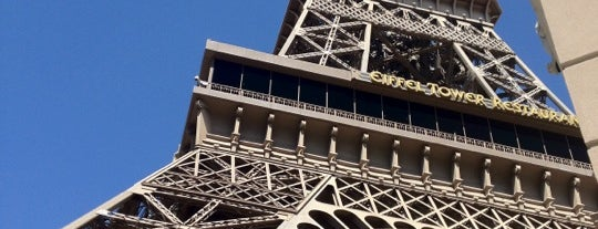 Paris Hotel & Casino is one of 101 places to see in Las Vegas before your die.