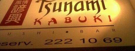 Kabuki Sushi Bar is one of Favorite Restaurants in Puerto Vallarta #BestEat.