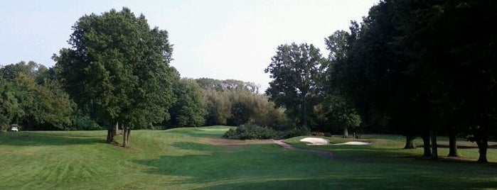 Dyker Beach Golf Course is one of BIRDIE BADGE.