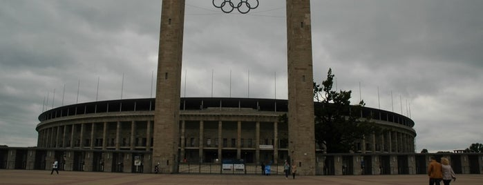 Olympiastadion is one of Berlin And More.