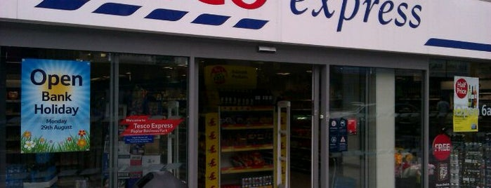Tesco Express is one of All-time favorites in United Kingdom.