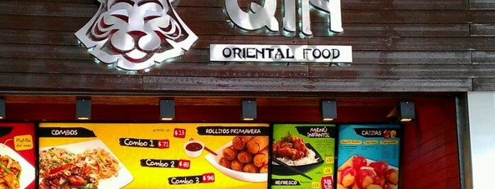 Qin Oriental Food is one of Locais curtidos por Mayra.