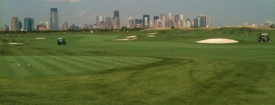 Liberty National Golf Course is one of BIRDIE BADGE.