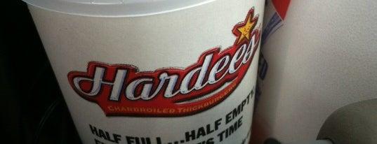 Hardee's is one of Locais curtidos por Dawn.