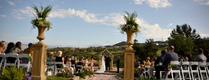 Bella Collina Towne & Golf Club is one of Favorite OC Wedding Venues.