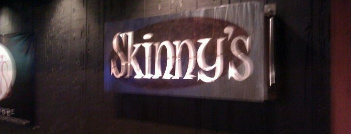 Skinny's Lounge is one of Bars and Restaurants LA.