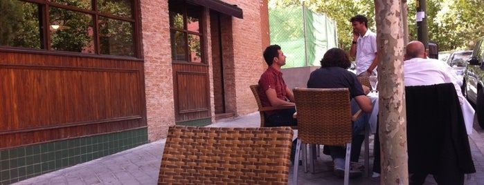 Ginos Caleruega is one of Must-visit Food in Madrid.