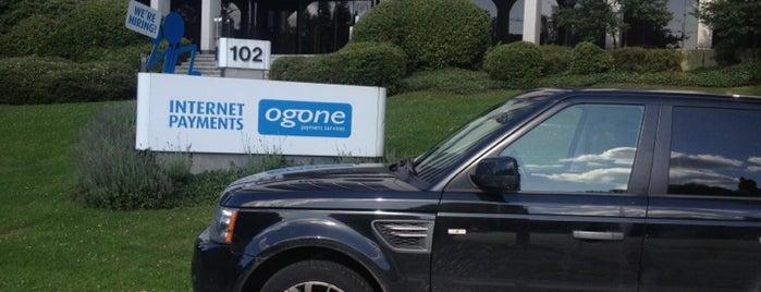Ogone is one of Lieux sauvegardés par Jan.