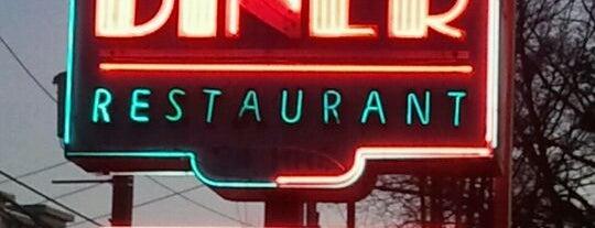Landmark Diner is one of Specials.