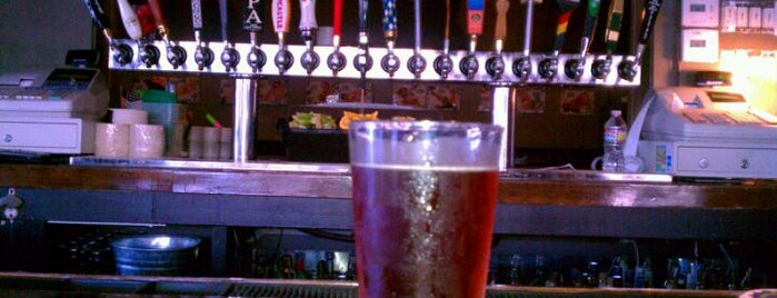 Bluefoot Bar & Lounge is one of 30th Street-San Diego's Boulevard of Great Beer.