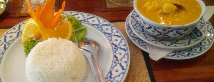 Mao Thai is one of Berlin's best food.