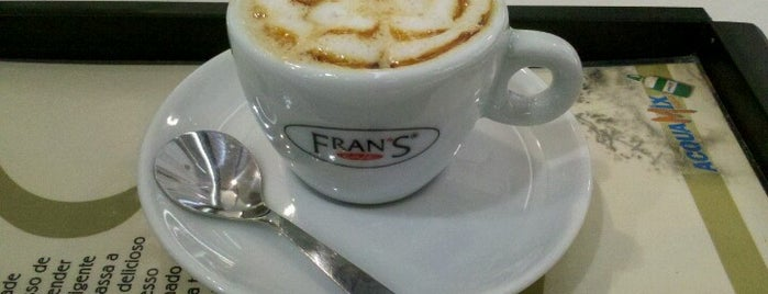 Fran's Café is one of Bons Cafés.