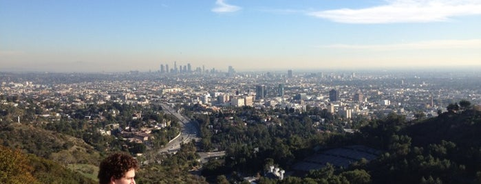 Hollywood Bowl Overlook is one of California Favorites.