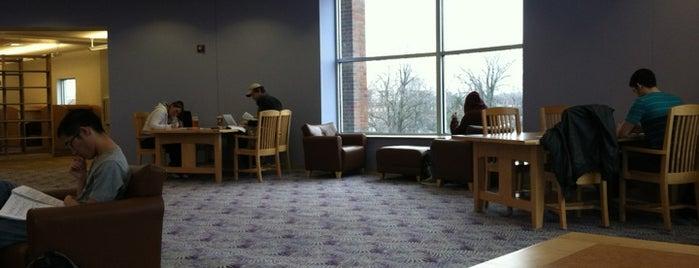 Morris Library is one of สถานที่ที่ David ถูกใจ.