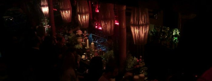 Tiki Athens is one of Athens fave.