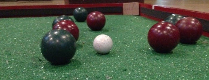 McFadden's Restaurant & Saloon is one of DC Bocce League Venues.