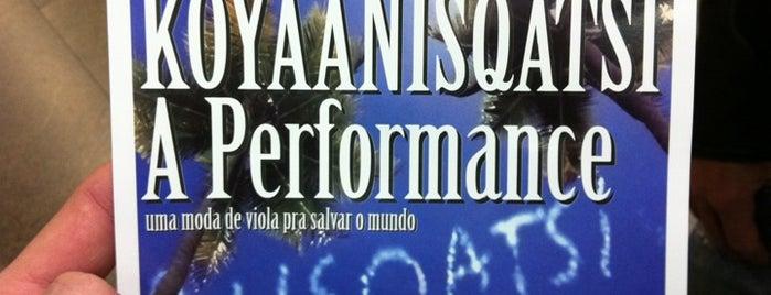 Teatro da Caixa is one of Descobrindo Curitiba.