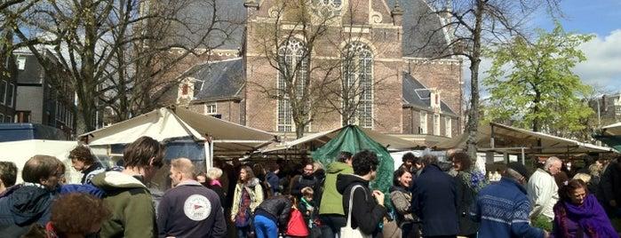 Noordermarkt is one of Netherlands.