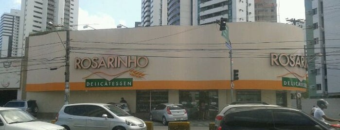 Rosarinho Delicatessen is one of Recife.