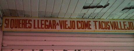 Tacos Vallejo is one of Tamara 님이 저장한 장소.