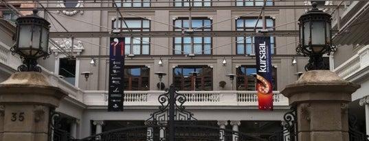 Kursaal is one of Restaurantes ***.