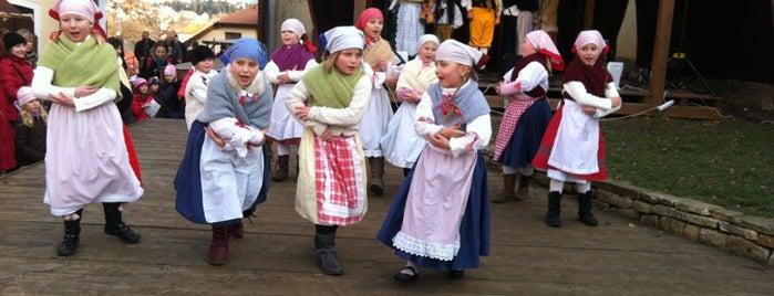 Toulcův dvůr is one of Kam s dětmi v Praze - tipy na program pro děti.