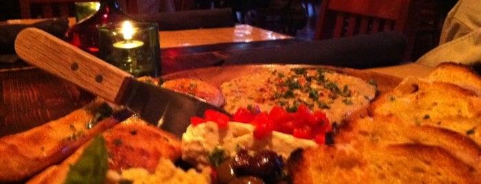 La Bocca Urban Pizzeria + Wine Bar is one of Mill Ave District.