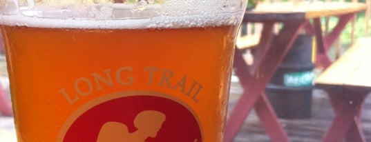 Long Trail Brewing Company is one of Great spots at Killington.