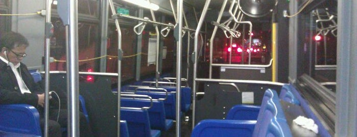 MTA Bus - Q60 is one of Queens is King.