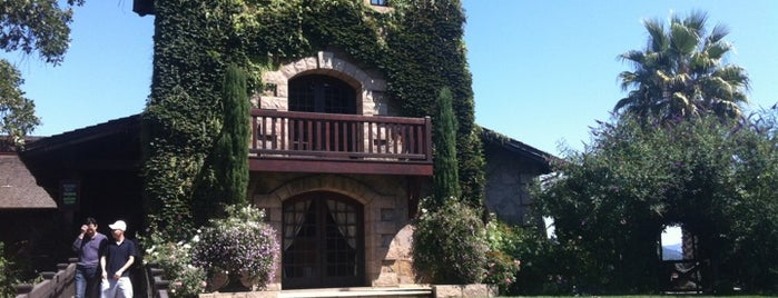 V. Sattui Winery is one of Best Places to Check out in United States Pt 6.
