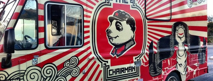 The Chairman Truck is one of Bay Area.