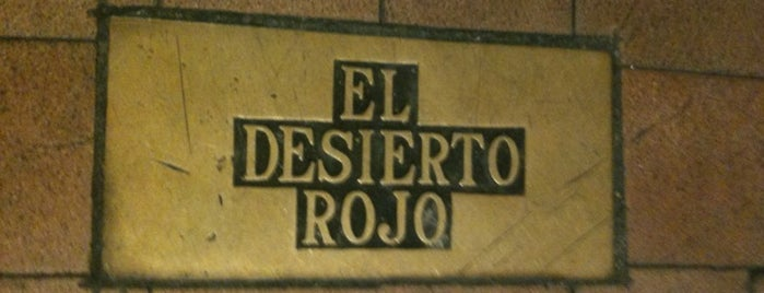 El Desierto Rojo is one of Roさんのお気に入りスポット.