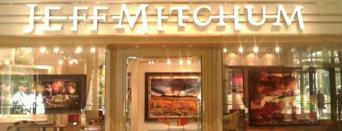 Jeff Mitchum Art Gallery is one of Art Gallery, Art Museum.