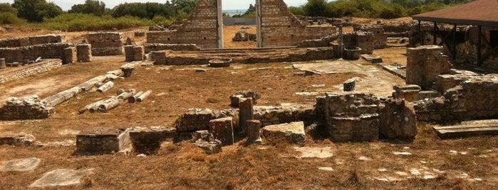 Ancient Nikopolis is one of Orte, die Ioanna gefallen.