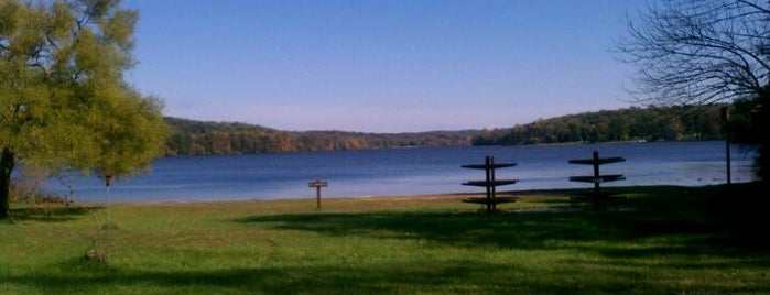 Gifford Pinchot State Park is one of Parks in York County (PA).