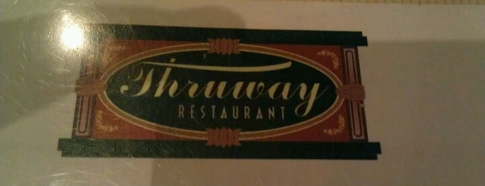 Thruway Restaurant is one of Phoenix 💥💥💥's Liked Places.