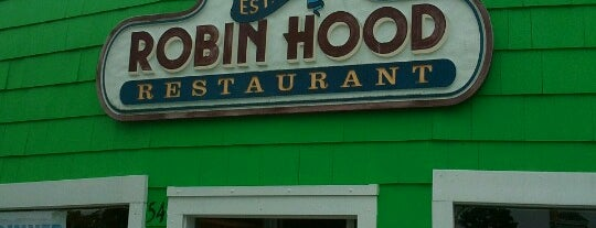 Robin Hood Restaurant is one of Rehoboth.
